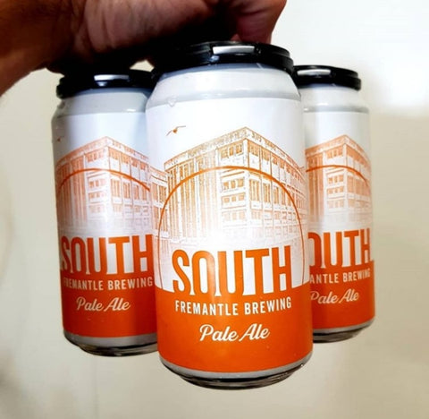 South Fremantle Brewing Pale Ale 375ml x 16