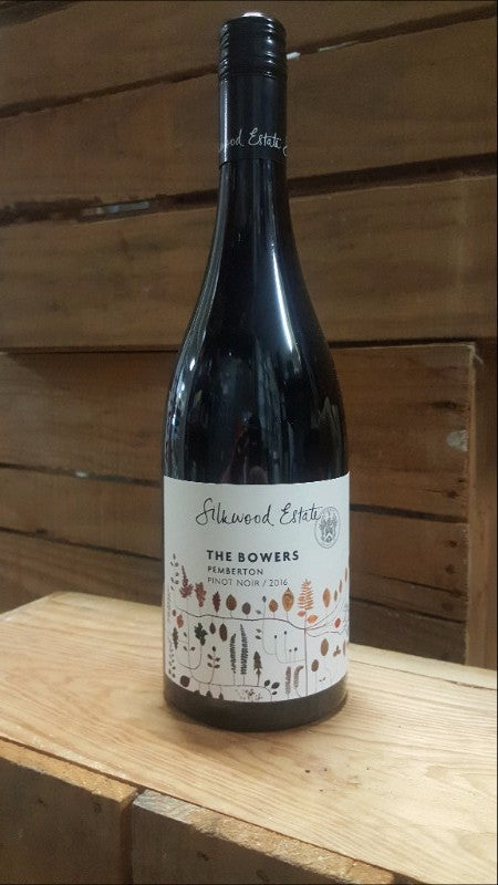SILKWOOD THE BOWERS PINOT NOIR
