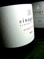 SINAPIUS HOME VINEYARD PINOT NOIR