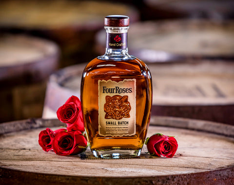 FOUR ROSES SMALL BATCH KENTUCKY STRAIGHT BOURBON 45% 700ML