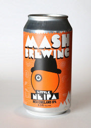 MASH BREWING LITTLE NEIPA 375ml x 24