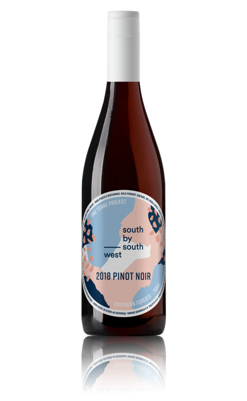 SOUTH BY SOUTH WEST ONE TONNE PROJECT PINOT NOIR