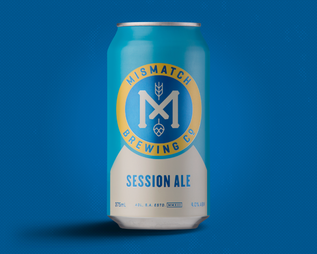 Mismatch Brewing Co Session Ale 375ml x 24