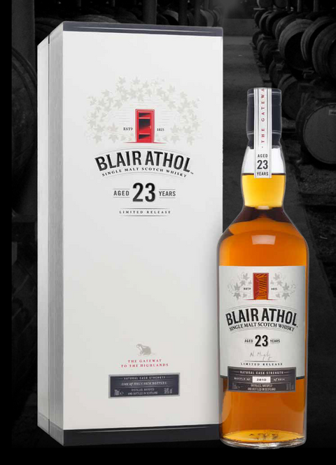 Blair AthoL 23 Year Old Distilled: 1993 700ML 58.4% SPECIAL RELEASE