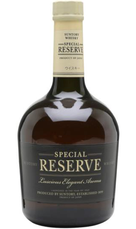 Suntory Special Reserve Blended Whisky 700ml 40%