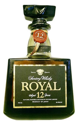 Suntory Royal 12yo Blended Whisky 700ml 43%