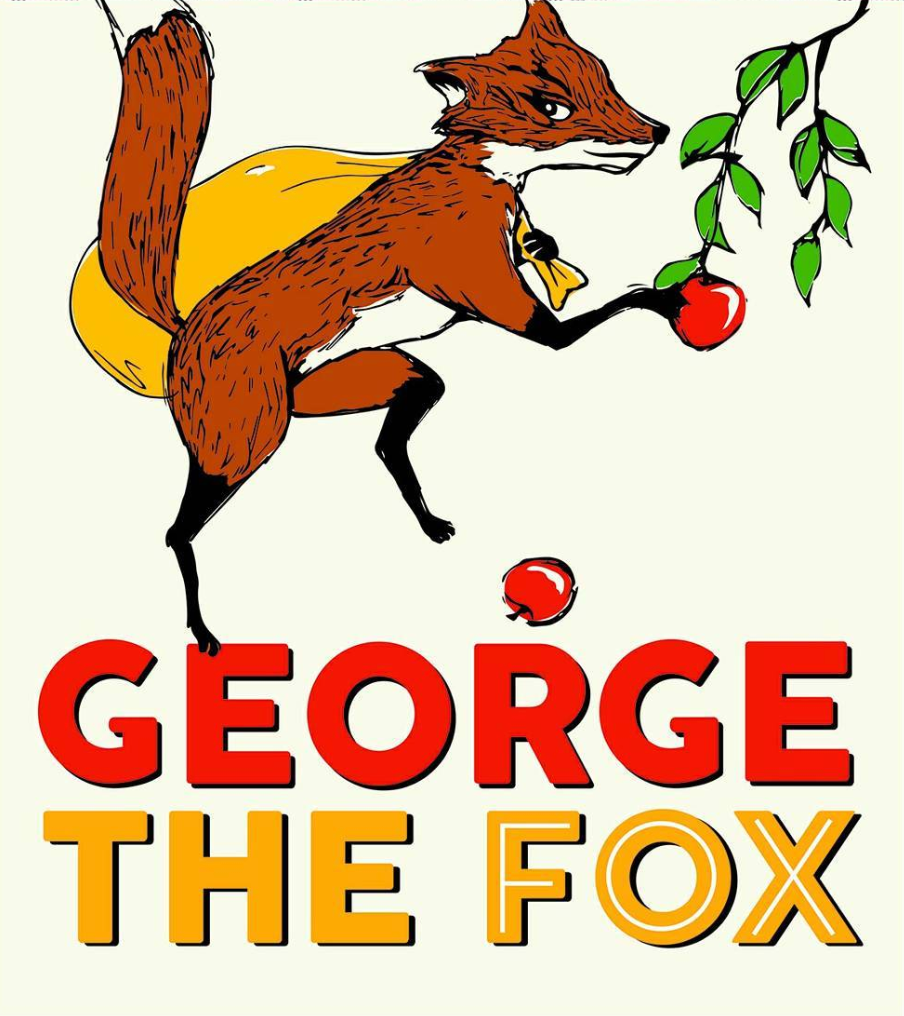 GEORGE THE FOX MARGARET RIVER CIDER 375ML X 16