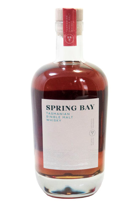 Spring Bay Tasmanian Single Malt Whisky Sherry Cask 46% 700ML