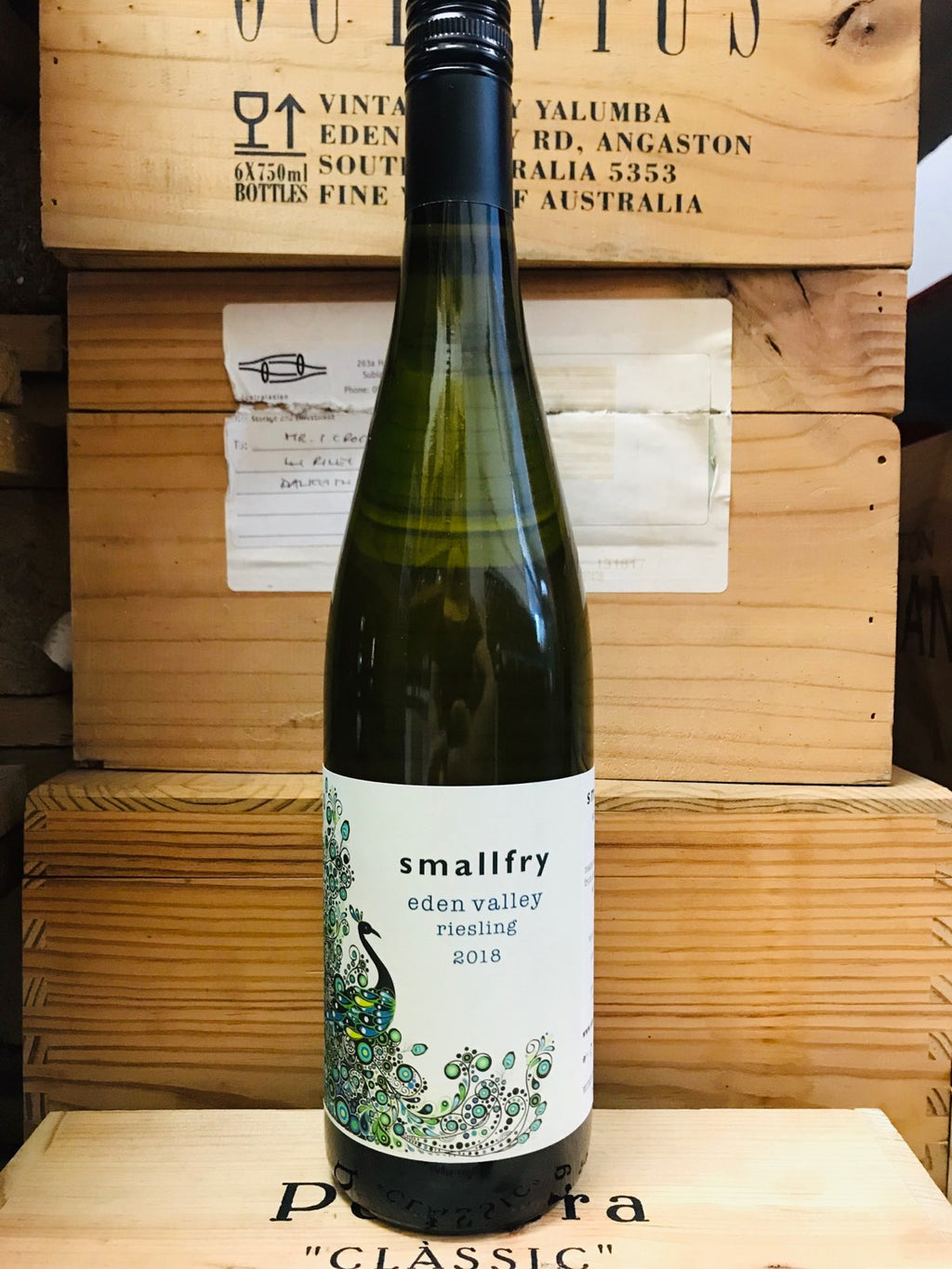Smallfry Eden Valley Riesling biodynamic