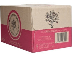 THE HILLS CIDER CO APPLE 330ML X 24