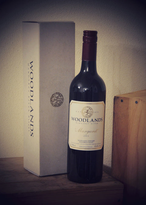 WOODLANDS MARGARET CABERNET MERLOT MALBEC WITH GIFT BOX