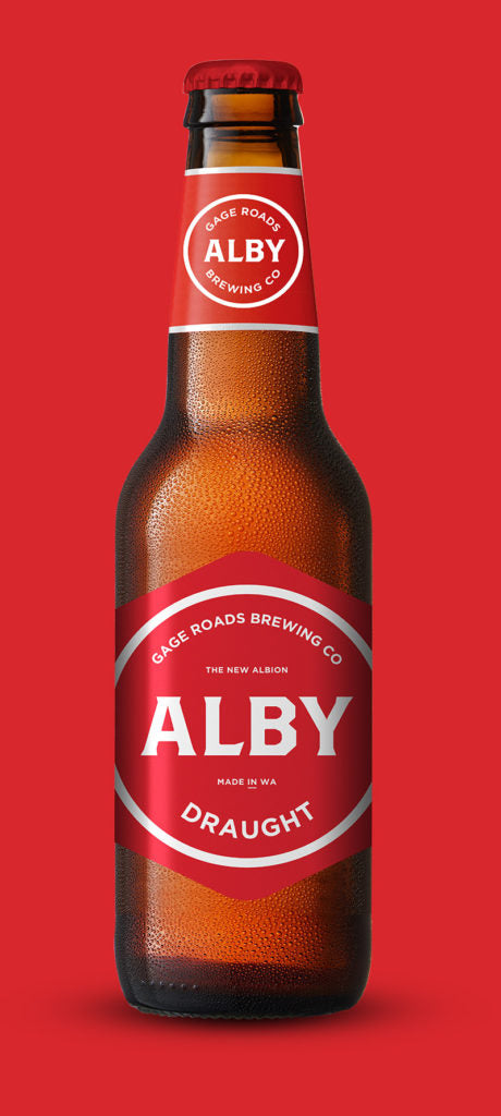 Gage Roads Alby Draught x 24