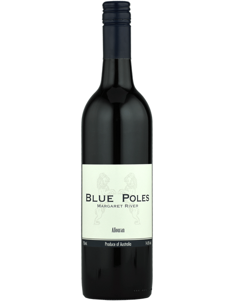 BLUE POLES ALLOURAN 2015 X 6 BOTTLES
