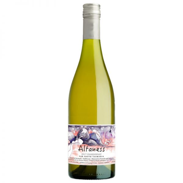 ALTANESS CHARDONNAY X 6 BOTTLES
