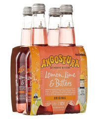 ANGOSTURA LEMON LIME & BITTERS 330ML X 4