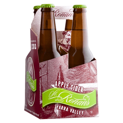 St Ronan's Yarra Valley Apple Cider 330ml x 24