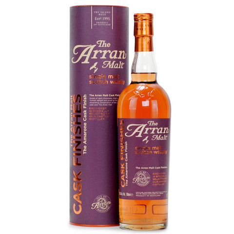 ARRAN AMARONE CASK FINISH SINGLE MALT