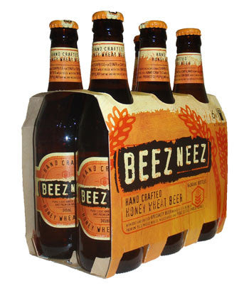 BEEZ NEEZ HONEY BEER 345ML X 6