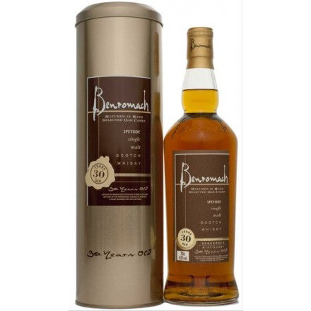 BENROMACH 30 YO SPEYSIDE SINGLE MALT