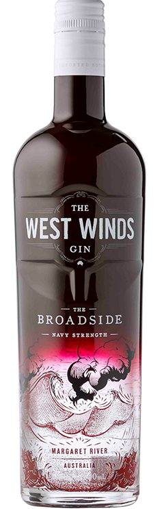 THE WEST WINDS GIN THE BROADSIDE 58%