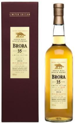 BRORA 35 YEAR OLD DISTILLED 1978 - 48.6%