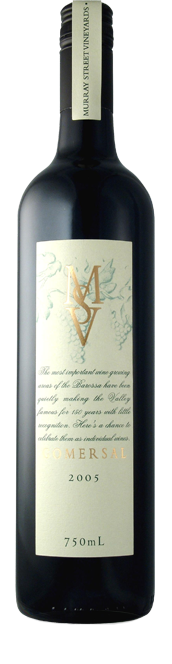MURRAY STREET VINEYARDS GOMERSAL SHIRAZ 2006
