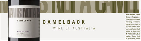 CAMELBACK HEATHCOTE SHIRAZ BY GALLI ESTATE