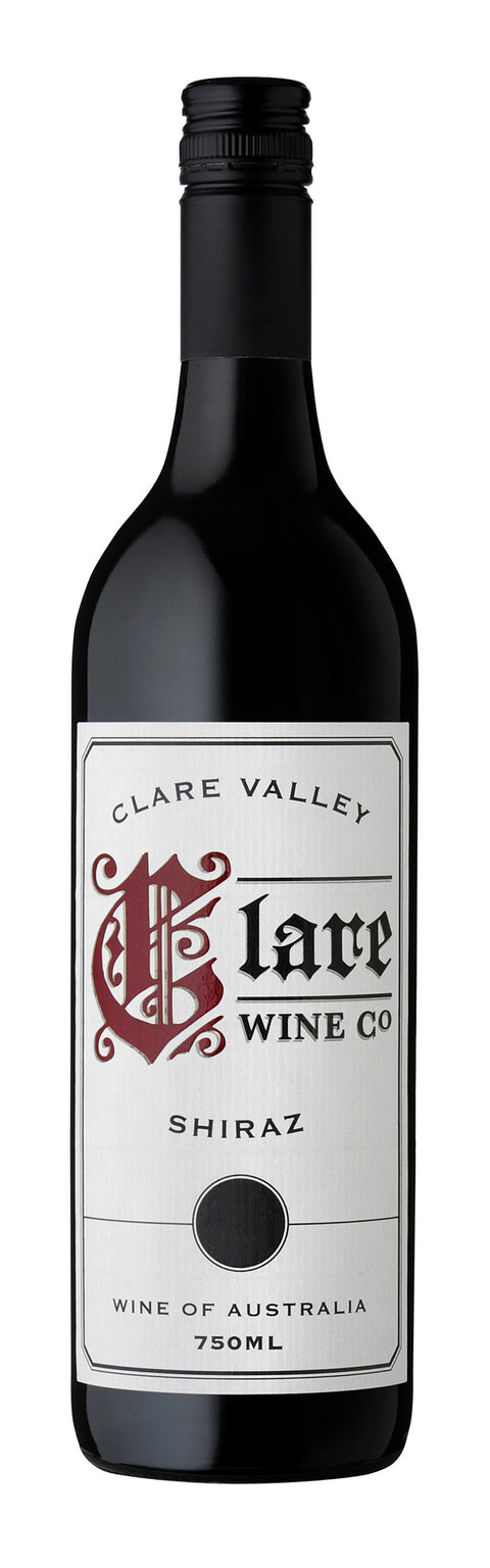 CLARE VALLEY WINE CO SHIRAZ