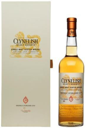 CLYNELISH SELECT RESERVE - 54.9%