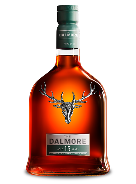 DALMORE 15 YEAR OLD HIGHLAND SINGLE MALT
