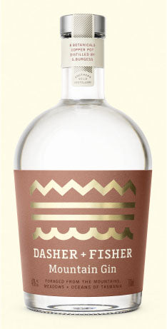 Dasher & Fisher Mountain Gin 700ml