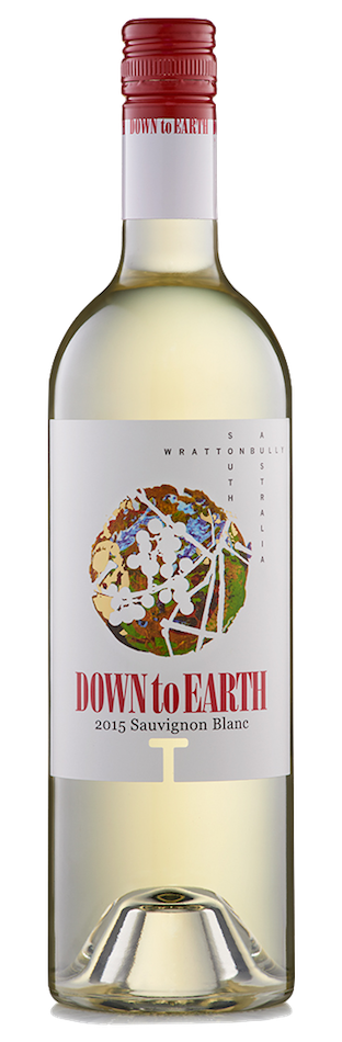 DOWN TO EARTH SAUVIGNON BLANC BY TERRE A TERRE