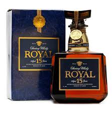Suntory Royal 15yo Blended Whisky 700ml 43% ABV