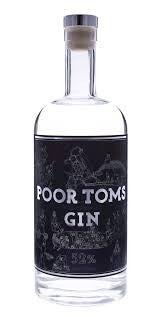 POOR TOMS GIN FOOL STRENGTH 52% 700ML