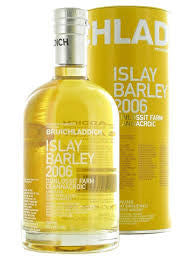 BRUICHLADDICH DUNLOSSIT BARLEY ISLAY SINGLE MALT