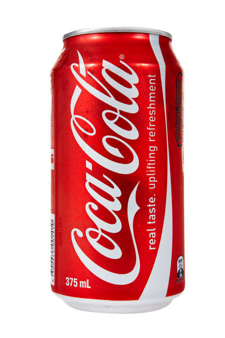 COKE 375ML CAN