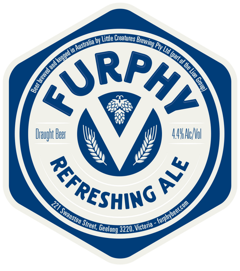 Furphy Refreshing Ale Can 375ml x 6