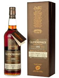 The Glendronach Batch 15 1992 cask #52 25 years old Sherry Butt 58.5% vol