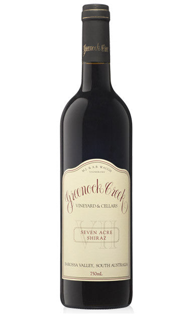 GREENOCK CREEK SEVEN ACRE SHIRAZ