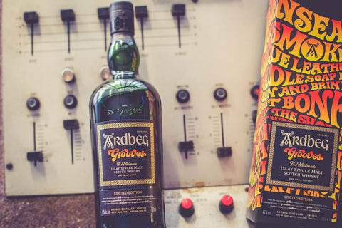 ARDBEG GROOVES LIMITED EDITION 46%