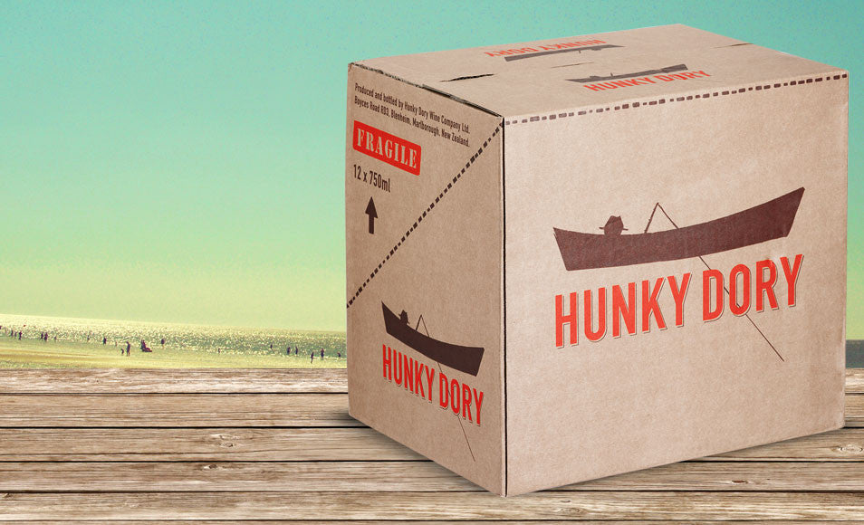 HUNKY DORY MIXED 6 PACK