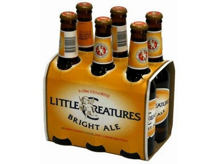 LITTLE CREATURES BRIGHT ALE 330ML X 6