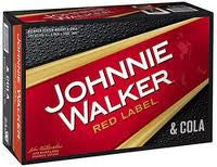 JOHNNIE WALKER COLA 375ML X 24