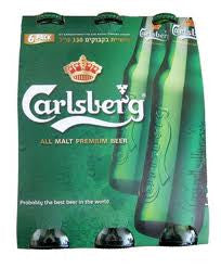 CARLSBERG BEER 330ML X 6