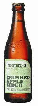MONTEITHS APPLE 330ML