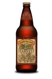 SIERRA NEVADA HARVEST FRESH HOP ALE 800ML x 12