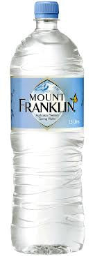 MOUNT FRANKLIN WATER 1.5L