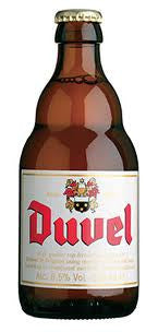 DUVEL BELGIAN STRONG ALE 330ML