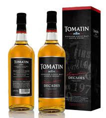 TOMATIN DECADES HIGHLAND SINGLE MALT