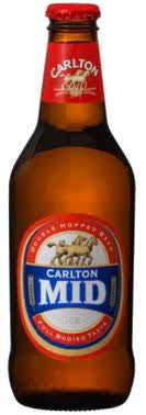CARLTON MID STB 375ML